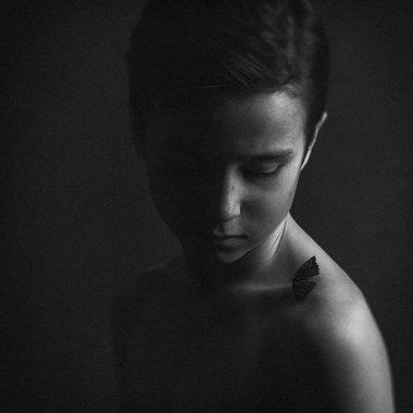 umělecká portrtétní fotografie  002