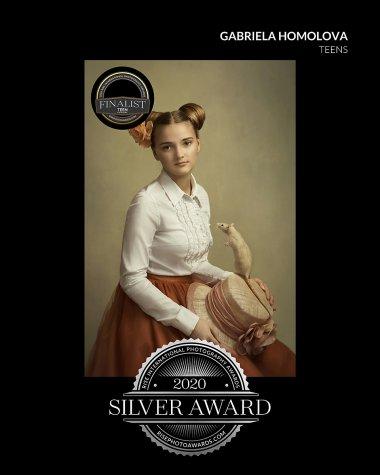 Gabriela Homolova finalist Rise Awards 2020